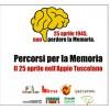 25 aprile –  Per non perdere la memoria