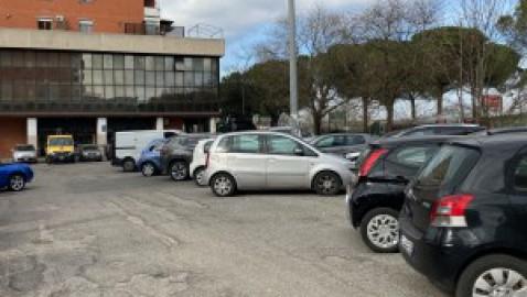 Meno auto a Roma