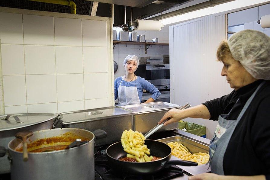 Bologna, Cucine popolari Foto di Lorenzo Palmieri