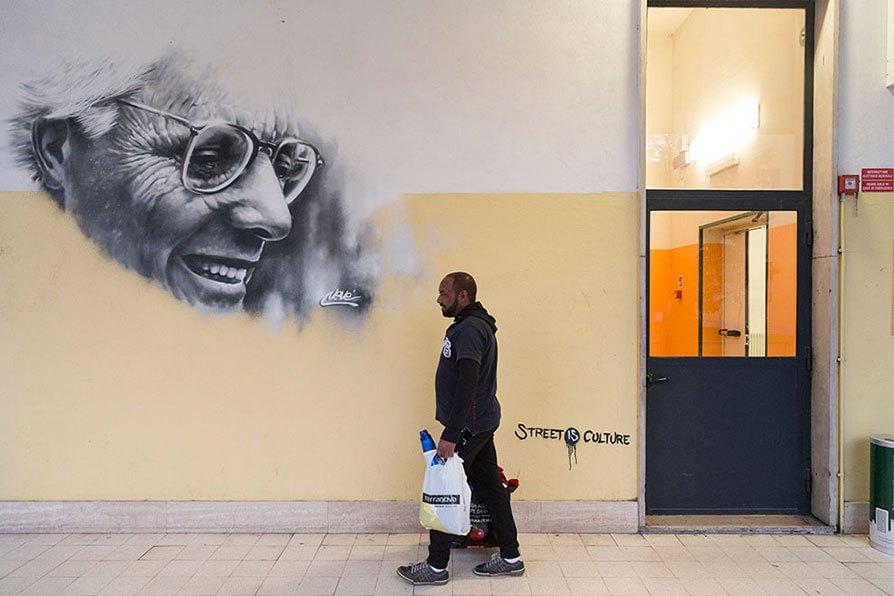 """Milano: la casa dell'accoglienza """"Enzo Jannacci"""" in viale Ortles. Foto di Lorenzo Palmieri"""