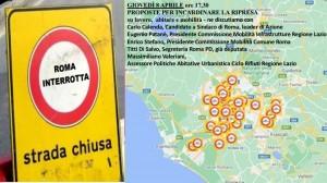 ROMA INTERROTTA - bozza volantino FB